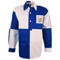 Bristol Rovers 1940s-1950s Retro Football Shirt