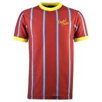 Crystal Palace 1969-71 Short Sleeve Retro Football Shirt