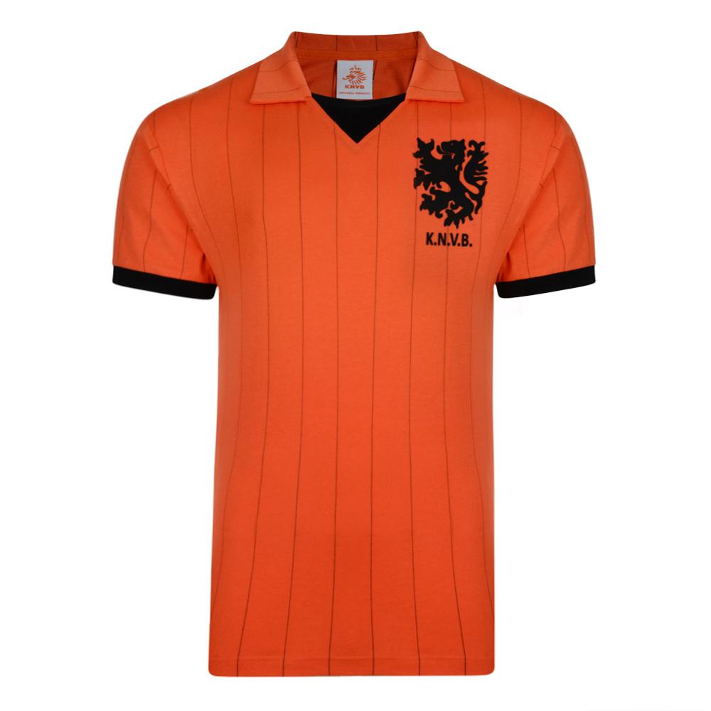 Holland 1983 Retro Football Shirt