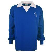 Everton 1970s Retro Football Shirt