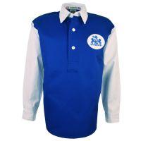 Ipswich Town 1930s-1950s Retro Football Shirt