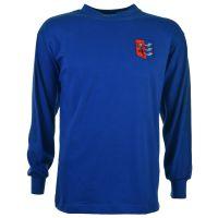 Ipswich Town 1960s-1970s Retro Football Shirt