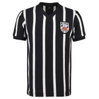 Bath City 1960s Retro Football Shirt