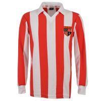 Stoke City 1977-81 Retro Football Shirt