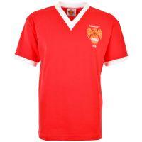Manchester United 1958 FA Cup Final Retro Football Shirt