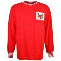 Nottingham Forest 1967 -1970 Retro Football Shirt