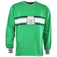 Plymouth Argyle 1960s Green Retro Football Shirt