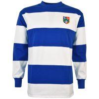Queen's Park Rangers 1960s - 70s Retro Football Shirt