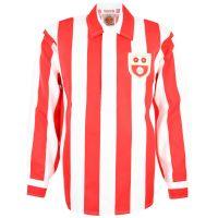 Southampton 1940s - 1950s Retro Football Shirt