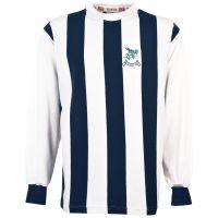 West Bromwich Albion 1969 - 1971 Retro Football Shirt