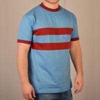 Thames Iron Works 1960s Retro Football Shirt