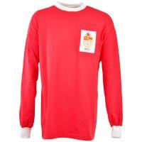 Wrexham 1967 - 1970 Retro Football Shirt