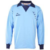 Wycombe Wanderers 1974 - 1977 Retro Football Shirt