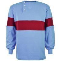 Thames Ironworks 1902-03 Home Retro Football Shirt