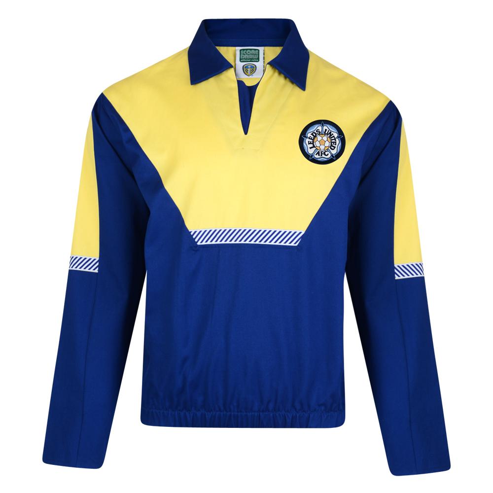 Leeds United 1992 Retro Drill Jacket
