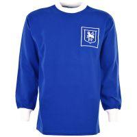 Preston North End 1960s Away Retro Football Shirt
