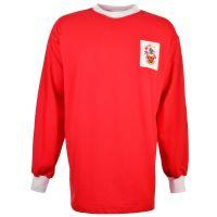 Crewe Alexandra 1960 - 1963 Retro Football Shirt