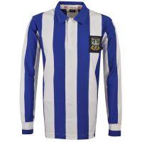 Sheffield Wednesday 1940 - 1950 Retro Football Shirt