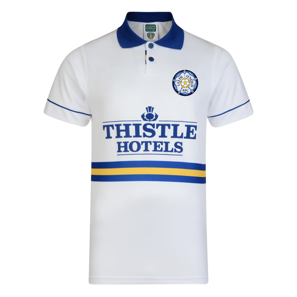 Leeds United 1994 Retro Football Shirt