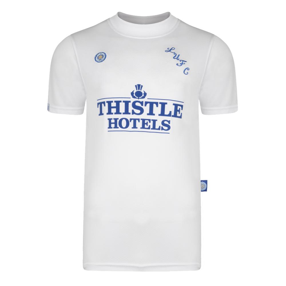 Leeds United 1996 Retro Football Shirt