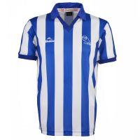 Sheffield Wednesday 1982-83 Bukta Polyester Football Shirt