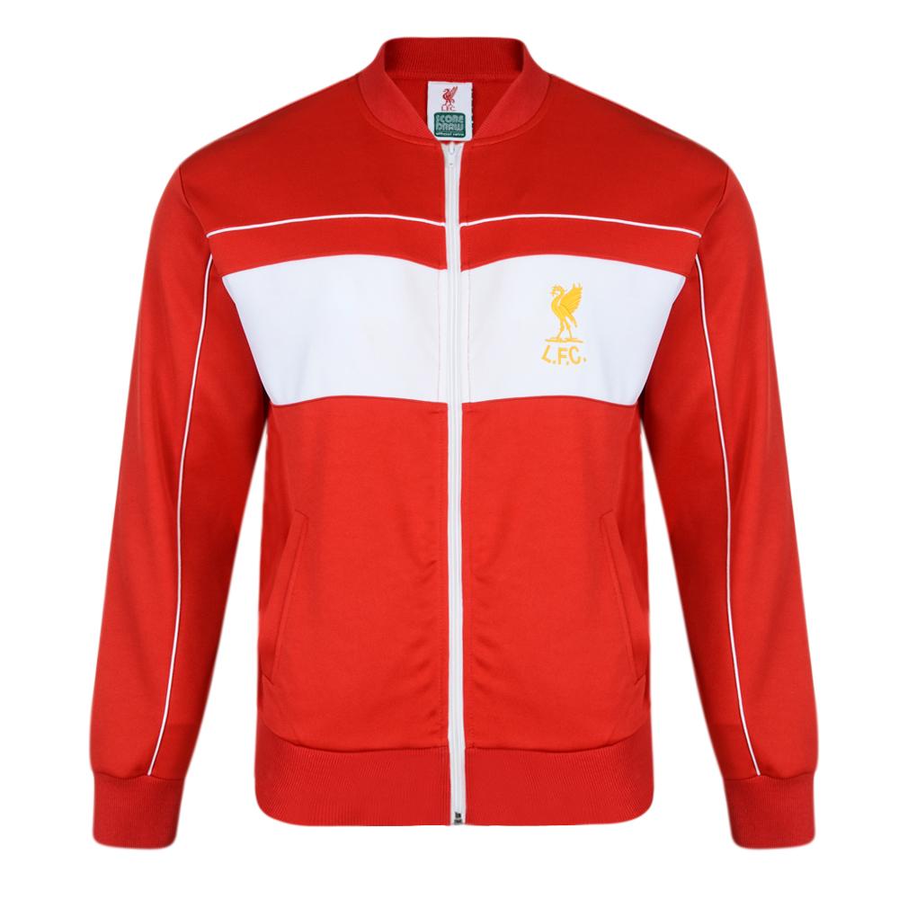 Liverpool FC 1982 Retro Track Jacket