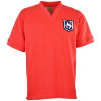 Preston North End 1958 Away Retro Football Shirt