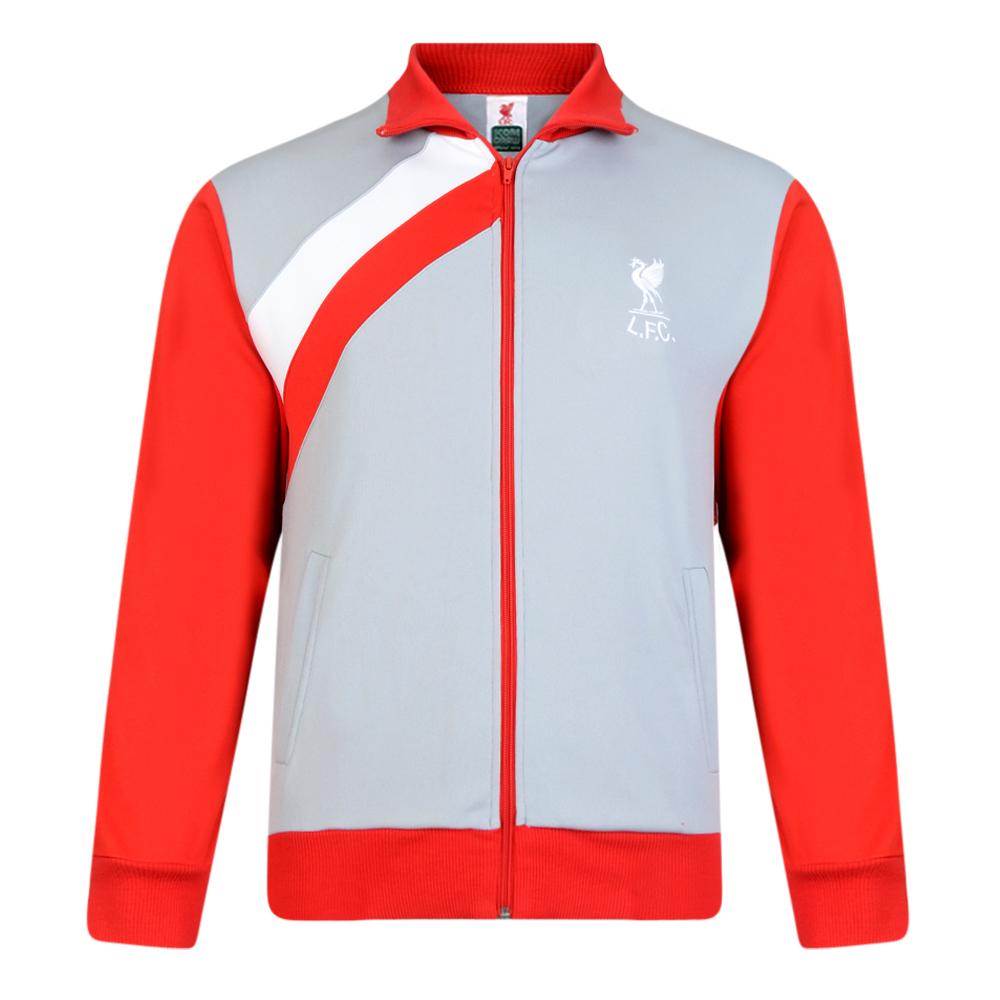 Liverpool FC 1986 Retro Track Jacket