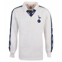 Tottenham Hotspur 1977-80 Home Retro Football Shirt