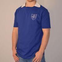 Chelsea S/Sleeve Retro Football Shirt