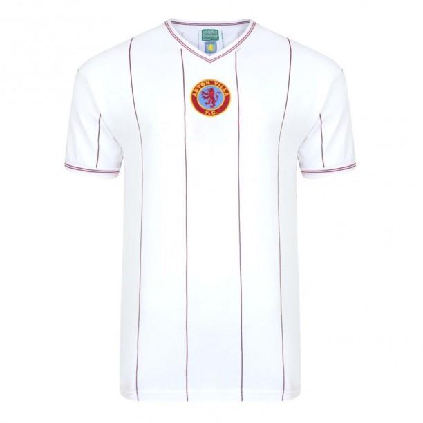 Aston Villa 1982 Away Retro Football Shirt