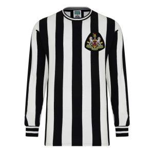 Newcastle United 1970 Long Sleeve Retro Shirt