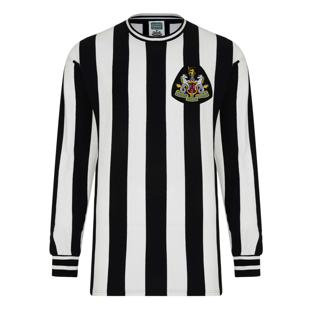 Newcastle United 1970 Long Sleeve Retro Shirt