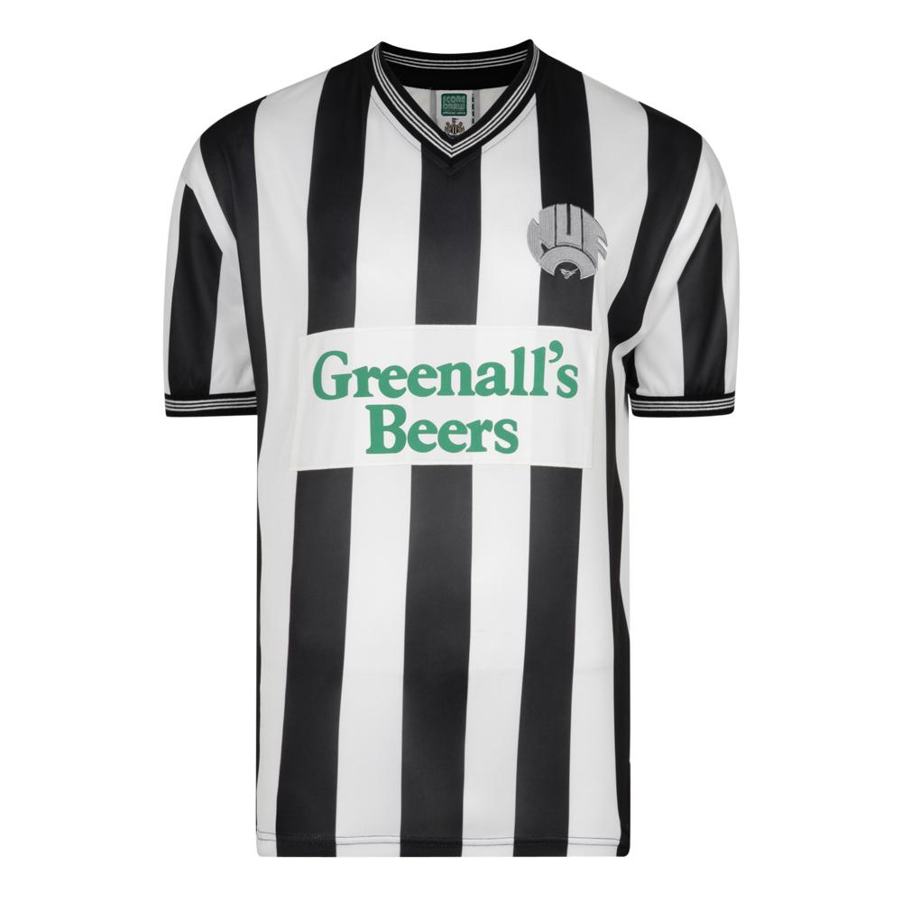 Newcastle United 1985 Retro Football Shirt