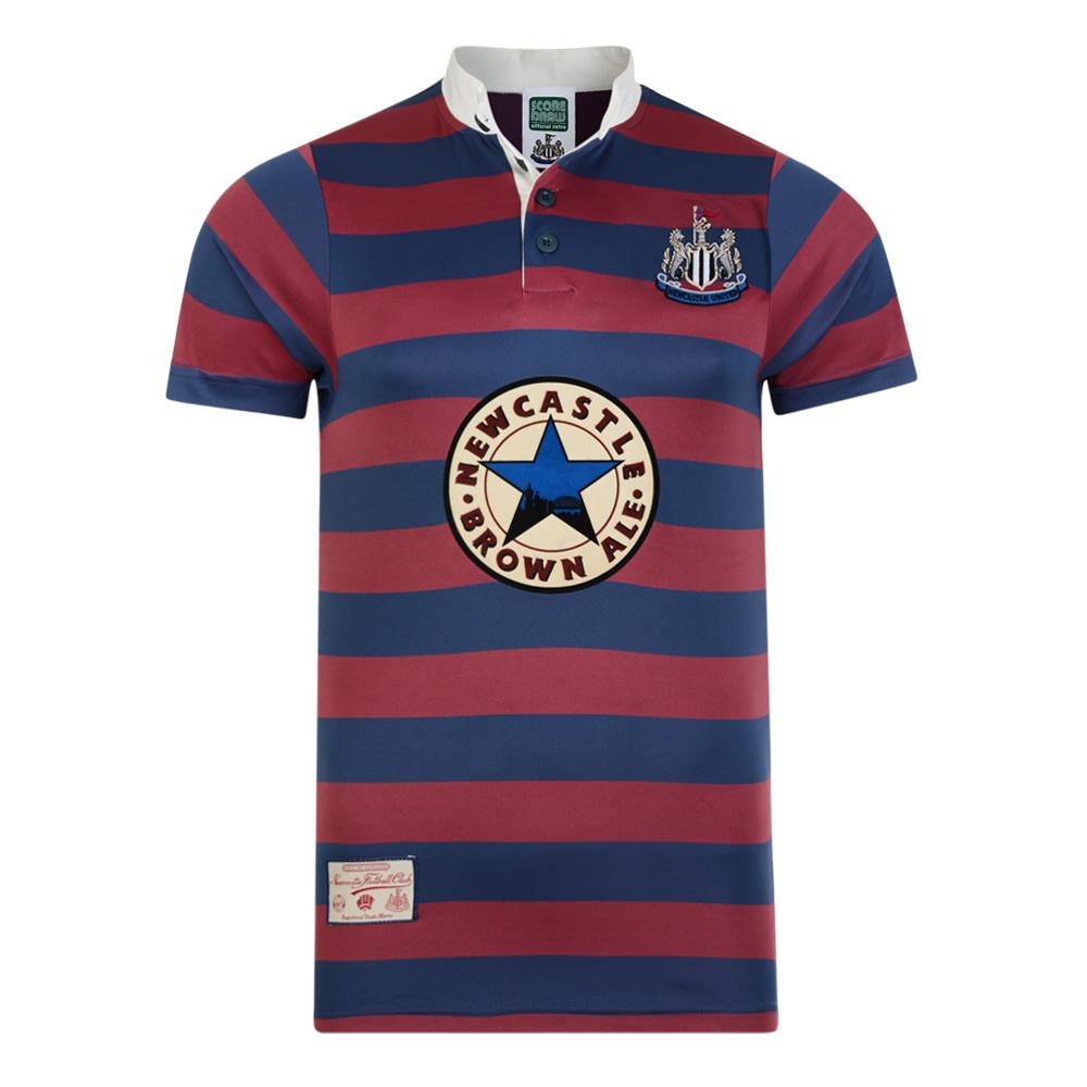 Newcastle United 1996 Away Retro Football Shirt