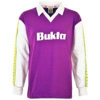 Hibernian 1977-1978 Bukta Away Retro Football Shirt