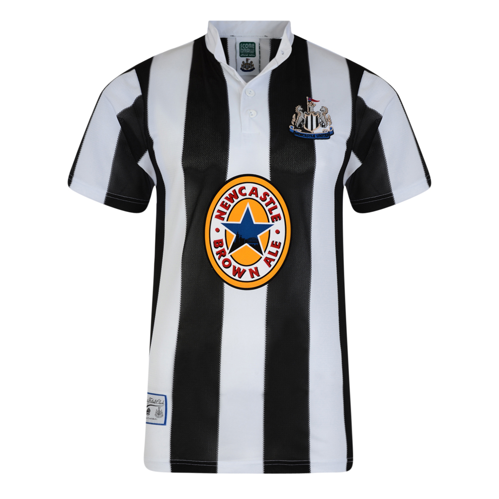 Newcastle United 1996 Retro Football Shirt