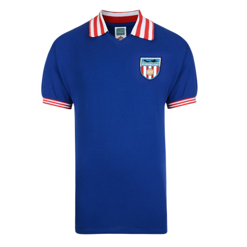 Sunderland 1978 Away Retro Football Shirt