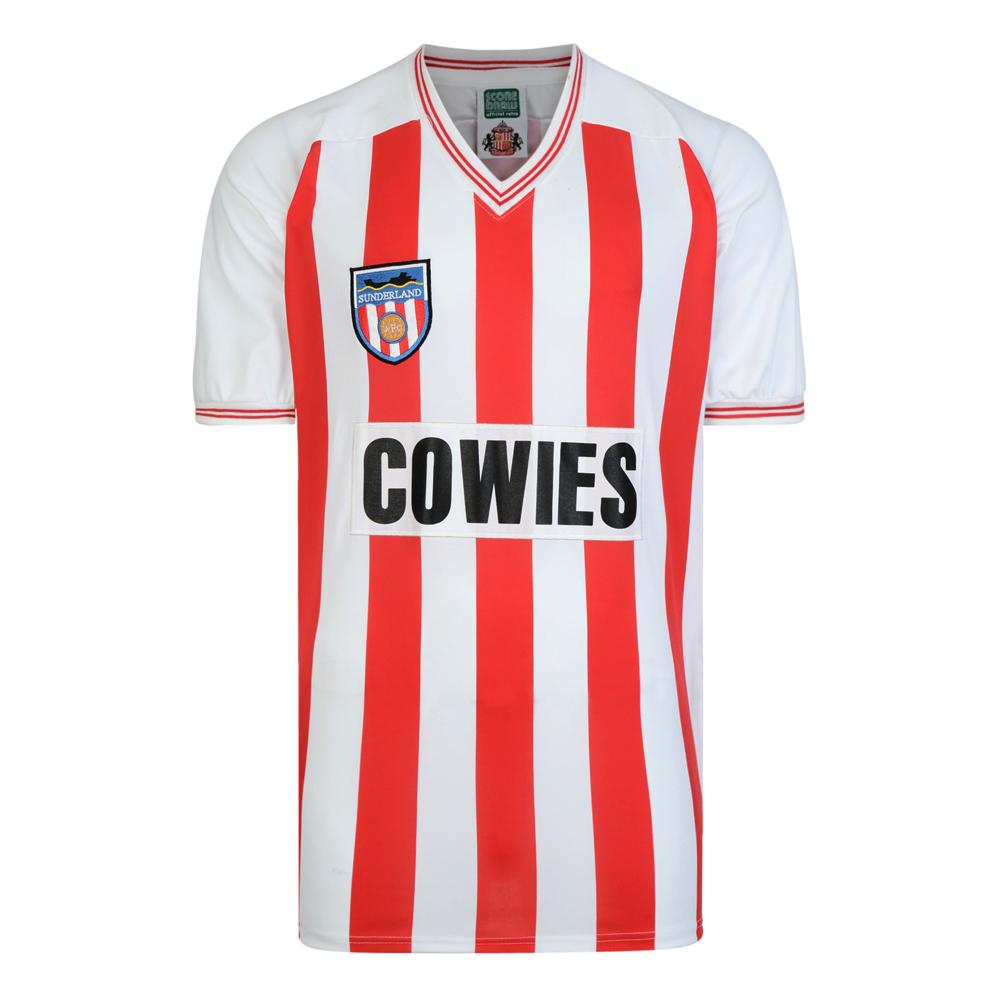 Sunderland 1984 Retro Football Shirt