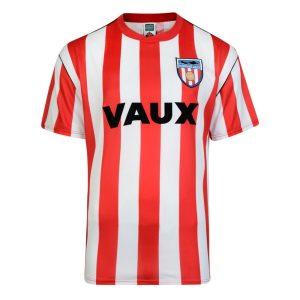 Sunderland 1990 Retro Football Shirt