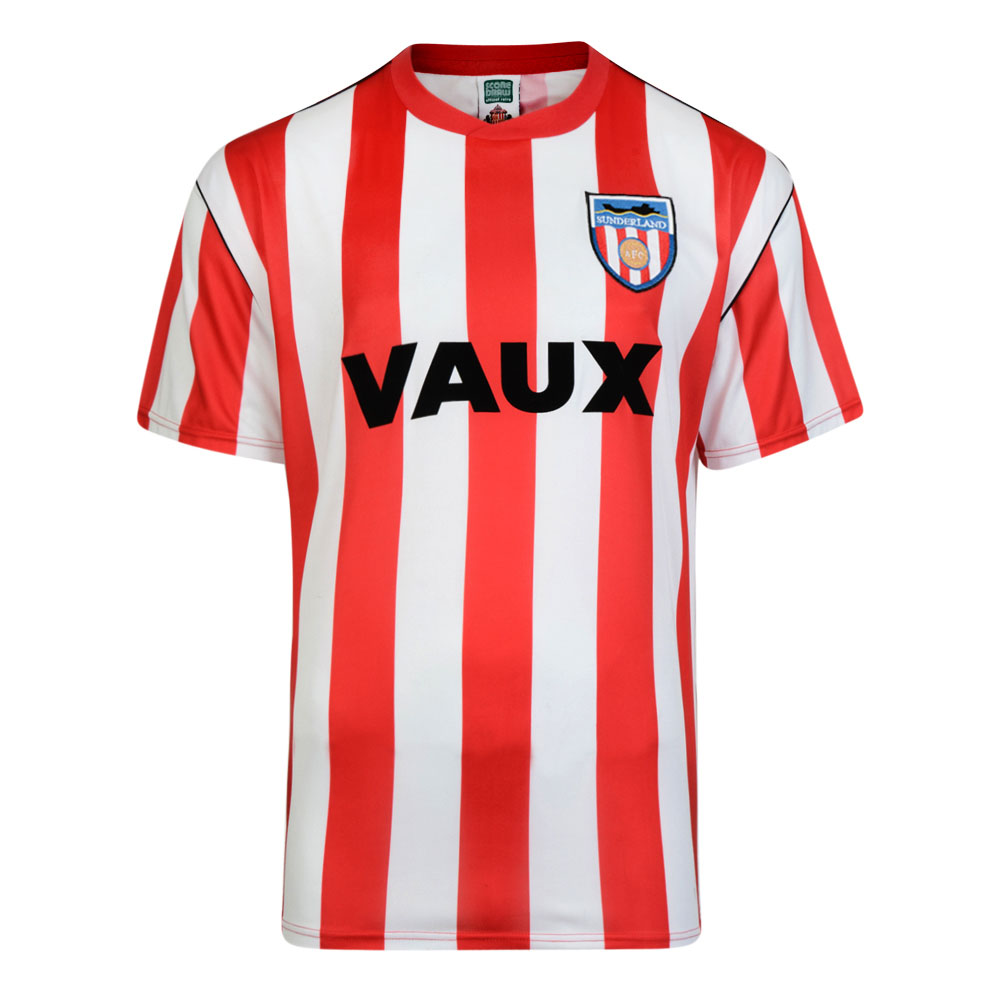 Sunderland 1990 Retro Football Shirt