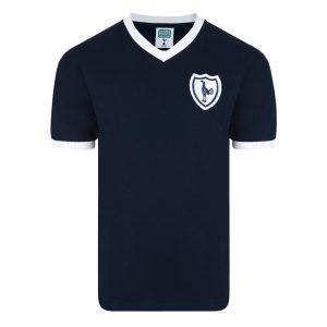Tottenham Hotspur 1962 No8 Away Retro Shirt