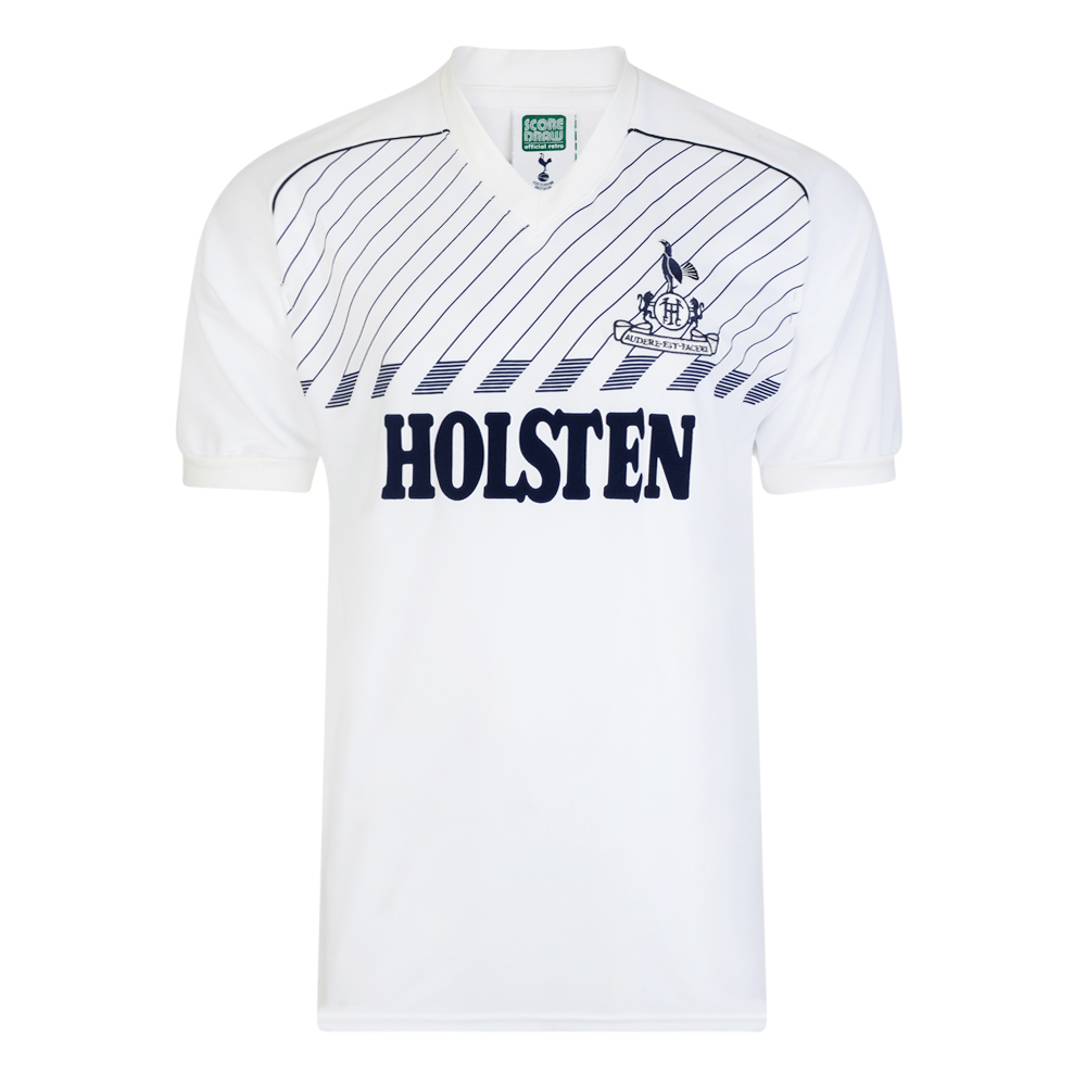 Tottenham Hotspur 1986 Retro Football Shirt