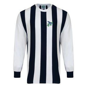 West Bromwich Albion 1968 Retro Football Shirt