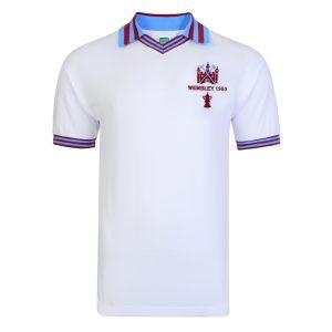 West Ham United 1980 FA Cup Final Retro Shirt