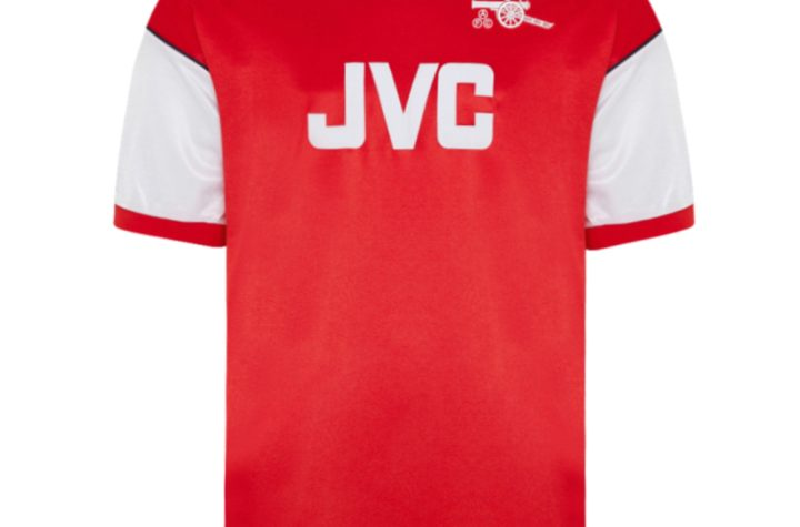 Arsenal 1982 Retro Football Shirt