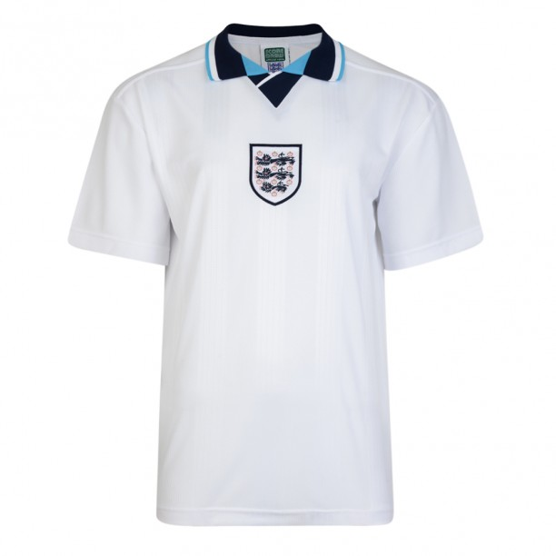 England 1996 European Championship Retro Shirt