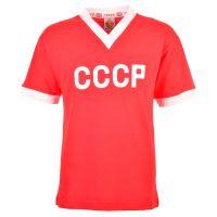 Soviet Union (CCCP) 1960s Retro Football Shirt