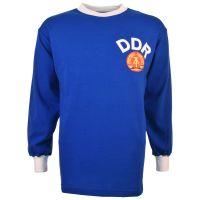 East Germany (DDR) 1970 Retro Football Shirt