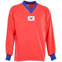 South Korea 1950s Retro Football Shirt